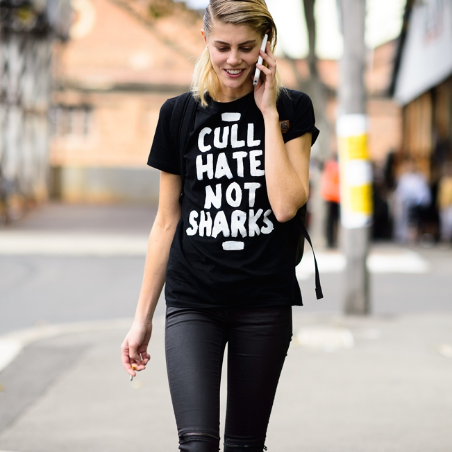 Statement T-Shirt Inspi