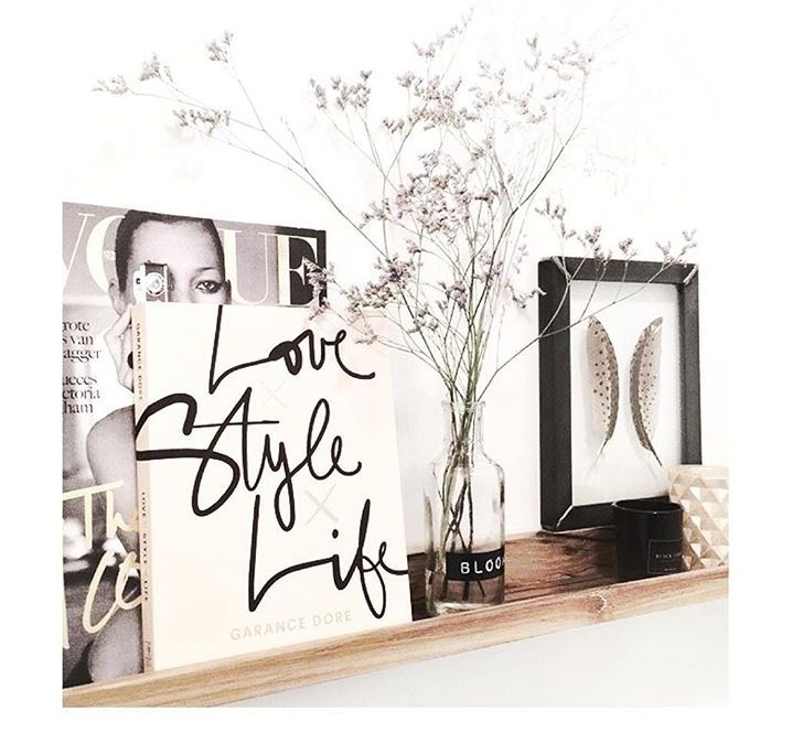 LoveStyleLife by @blogforshops book by Garnace Doré