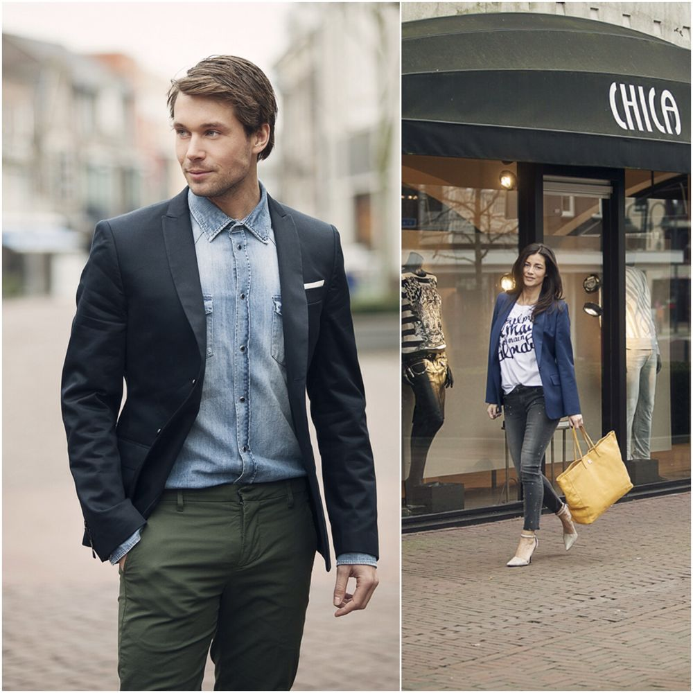 streetstyle looks spring collections 2015 BlogForShops for Chica Chico Veghel