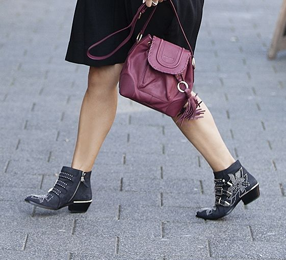 Styling Stories Chloe susanna boots charcoal